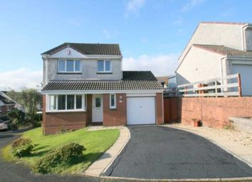 Thumbnail 4 bed detached house for sale in The Heathers, Woolwell, Plymouth