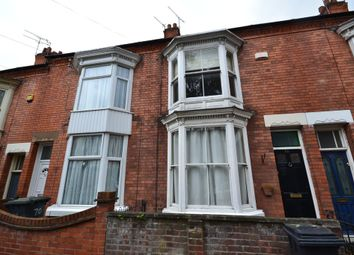 Thumbnail 2 bed terraced house to rent in Beaconsfield Road, Leicester