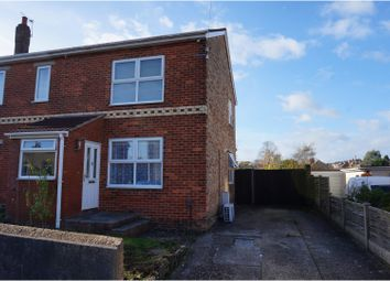 Thumbnail 2 bedroom semi-detached house for sale in Granville Road, Poole