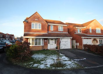 Thumbnail 4 bed detached house for sale in Algate Close, Holbrooks, Coventry