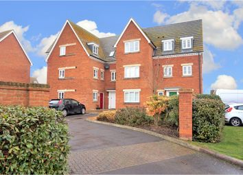 Thumbnail 2 bed flat for sale in Mallard Crescent, Sittingbourne