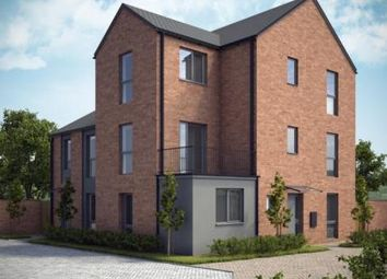 Thumbnail 4 bed town house for sale in Abbey Park Road, Leicester
