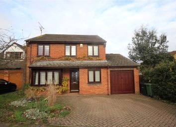 Thumbnail 4 bed detached house for sale in Derwent Road, Harpenden, Hertfordshire
