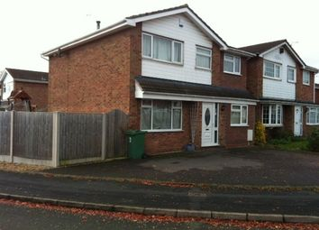 Thumbnail 4 bed detached house to rent in Baxter Green, Stafford