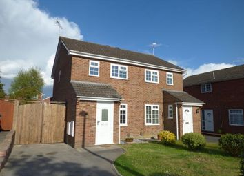 Thumbnail 2 bed semi-detached house for sale in Canford Heath, Poole, Dorset