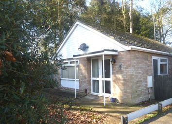 Thumbnail 2 bed detached bungalow for sale in Hall Close, Foxton, Cambridge