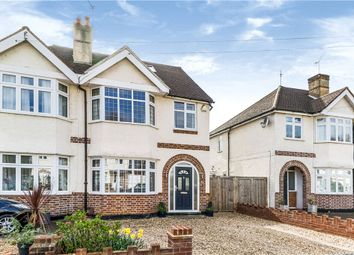 4 bed semi-detached house for sale in King George Avenue, Walton-On-Thames, Surrey KT12