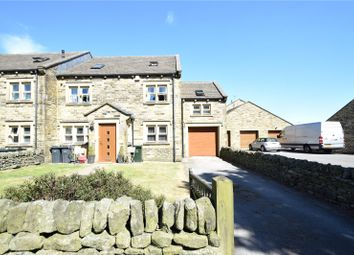5 bed end terrace house for sale in 2 Denholme House, Farm Drive, Denholme, Bradford BD13