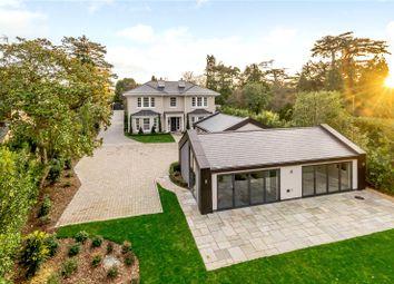 Bishopsgate Road, Englefield Green, Egham, Surrey TW20. 6 bed detached house for sale