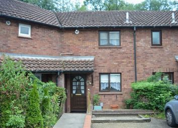 Thumbnail 2 bed terraced house for sale in Flintcomb Rise, Woodfields, Northampton