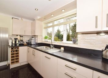 Thumbnail 4 bed detached house for sale in York Close, Horsham, West Sussex