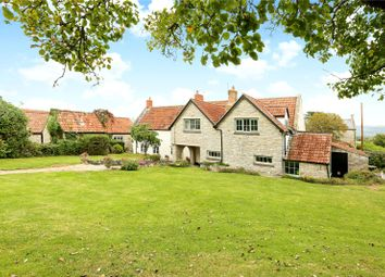 Thumbnail 6 bed detached house for sale in Theale, Wedmore, Somerset