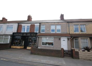 Thumbnail 2 bedroom terraced house for sale in North Seaton Road, Newbiggin-By-The-Sea