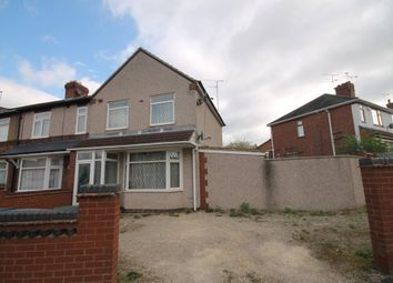 Thumbnail 3 bed end terrace house for sale in Tonbridge Road, Coventry