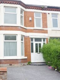 Thumbnail 3 bed terraced house to rent in Ashbrook Terrace, Bebington, Wirral