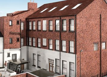 Westbar Green, Sheffield S1. Block of flats