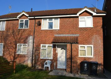 Thumbnail 1 bed end terrace house to rent in Lavender Close, Chestfield, Whitstable