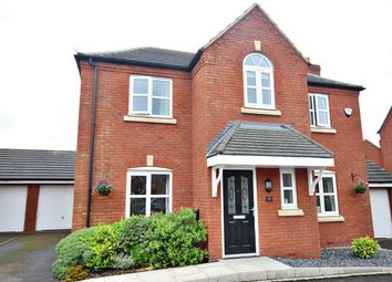 Thumbnail 4 bed detached house for sale in Harworth Road, St. Helens