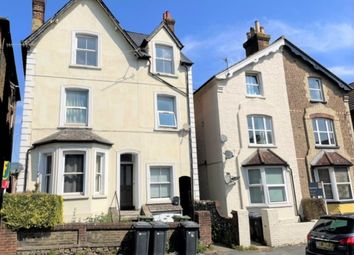Thumbnail 2 bed flat to rent in Farnham Road, Guildford, Surrey