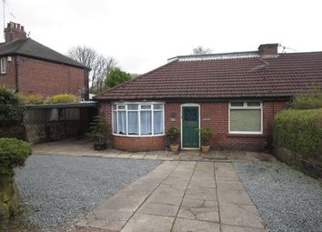 Thumbnail 3 bed semi-detached bungalow for sale in Bagnall Road, Light Oaks, Stoke-On-Trent
