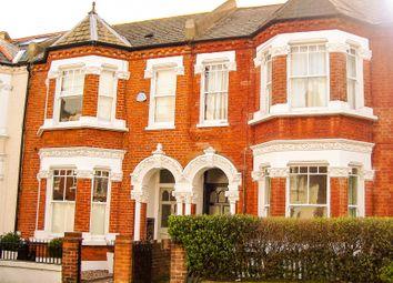 Thumbnail 1 bedroom flat to rent in Broomwood Road, Battersea