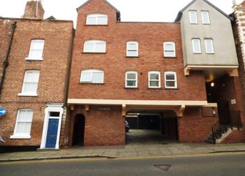 Thumbnail 2 bed flat for sale in Castle Place, Chester, Cheshire
