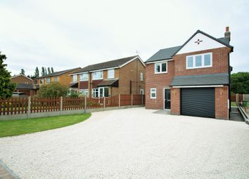 Thumbnail 4 bedroom detached house for sale in Nutts Lane, Hinckley
