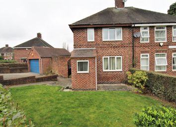Thumbnail 3 bed semi-detached house for sale in Ronksley Cres, Sheffield, South Yorkshire