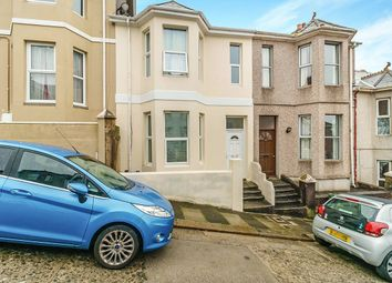 Thumbnail 1 bed flat to rent in Ivydale Road, Mutley, Plymouth
