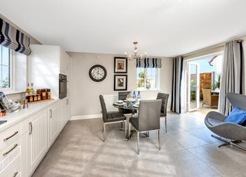 """Thumbnail 4 bed detached house for sale in """"Alderney"""" at Cricket Field Grove, Crowthorne"""