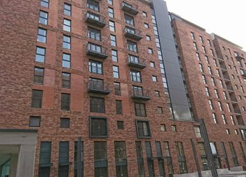 Thumbnail 1 bed flat to rent in 4th Level Block D Wilburn Basin, Salford, Lancashire
