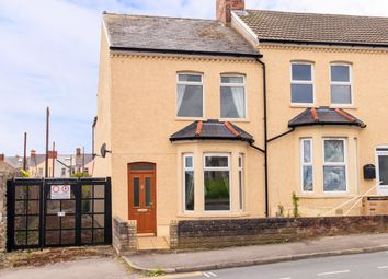Thumbnail 3 bedroom end terrace house for sale in Lower Pyke Street, Barry