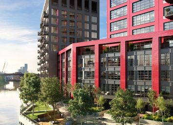 Thumbnail 1 bed flat for sale in Hope Street, Docklands