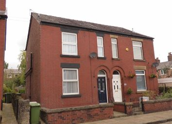 Thumbnail 3 bed semi-detached house for sale in Newton Street, Macclesfield, Cheshire