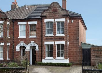Thumbnail 4 bedroom semi-detached house for sale in Constitution Hill, Norwich