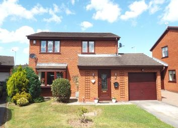 Thumbnail 3 bed detached house for sale in Maes Uchaf, Connah's Quay, Deeside, Flintshire