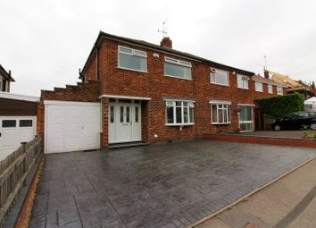 Thumbnail 3 bed semi-detached house for sale in Lupton Avenue, Styvechale, Coventry