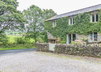 Thumbnail 4 bedroom barn conversion for sale in Harrier Barn, Hawkrigg Lane, New Hutton