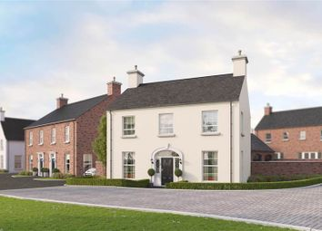 Thumbnail 4 bed detached house for sale in 4, Temple Hall, Templepatrick