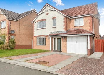 Thumbnail 4 bed detached house to rent in Badger Meadows, Broxburn