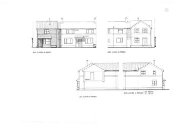 Thumbnail 3 bed detached house for sale in Sunnyside, Pound Hill, Bacton, Stowmarket