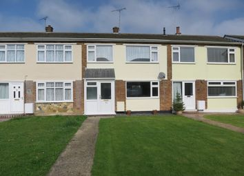 Thumbnail 3 bed terraced house for sale in Long Meadows, Dovercourt, Harwich