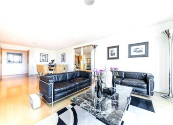 Galleon House, 8 St George Wharf SW8. 3 bed flat for sale