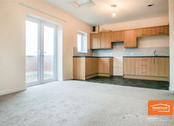 Thumbnail 2 bed flat to rent in Lichfield Road, Walsall Wood, Walsall