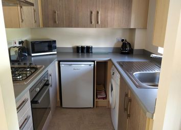Thumbnail 1 bed flat to rent in Wharf Road, Rugeley, Staffordshire