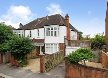 Thumbnail 3 bed flat to rent in Oakwood Road, London