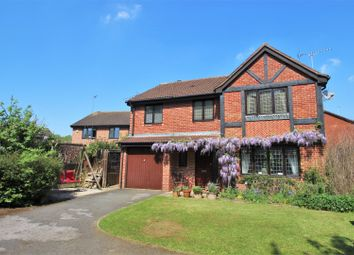Thumbnail 6 bed detached house for sale in Harrier Park, East Hunsbury, Northampton