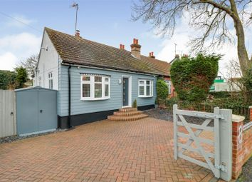 2 bed semi-detached bungalow for sale in Bellhouse Road, Eastwood, Leigh-On-Sea SS9