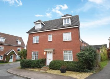 Thumbnail 5 bedroom detached house for sale in Thorpe St. Andrew, Norwich