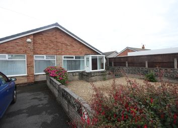 Thumbnail 4 bed detached bungalow for sale in The Strand, Fleetwood